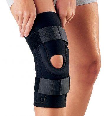 DonJoy Performer Hinged Patella Knee Brace - Neoprene