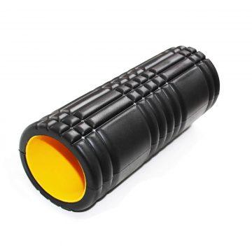 Black Foam Fitness Roller