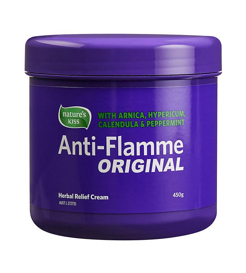 Anti- Flamme Nature's Kiss