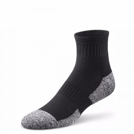 ankle sock black