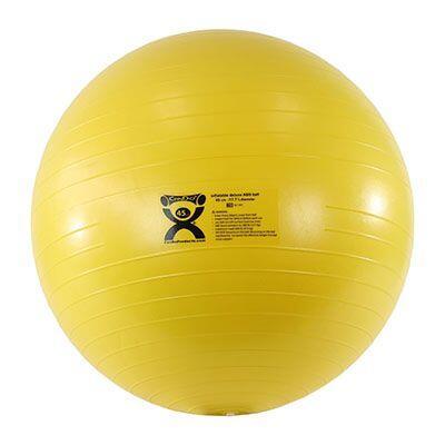 cando ABS ball yellow