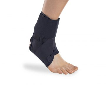 donjoy sports stabilising speed brace ankle brace