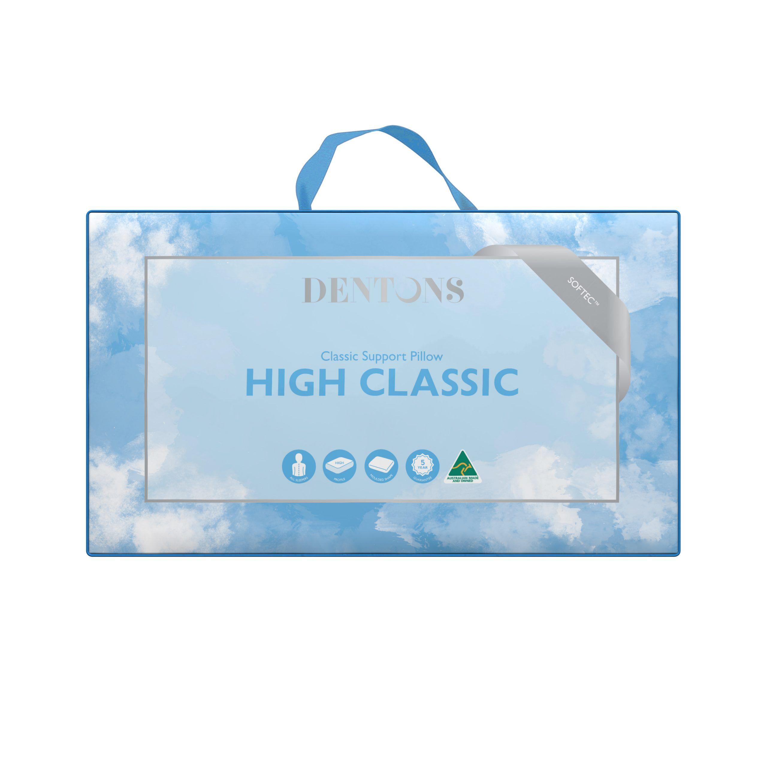 Dentons High Classic Pillow