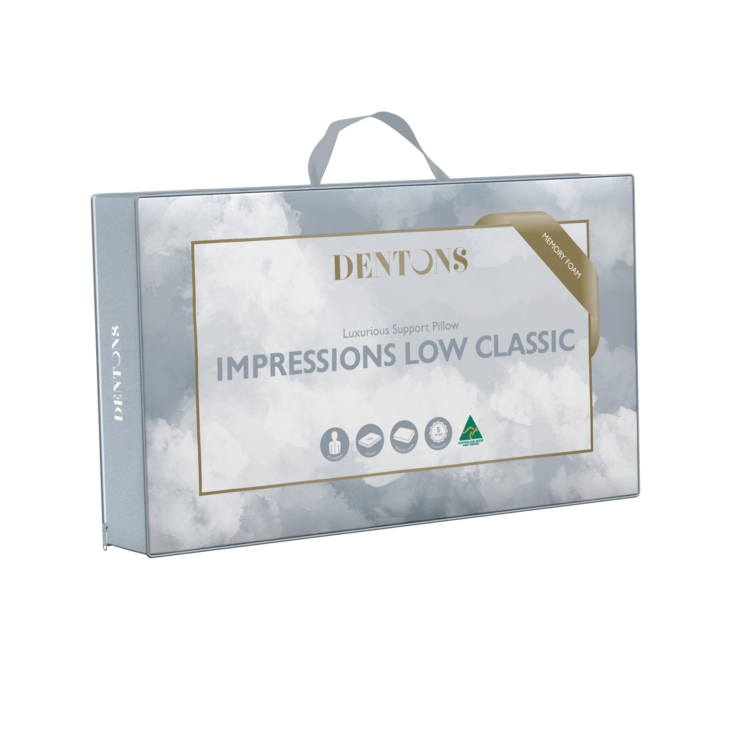 Dentons Impressions Low Classic