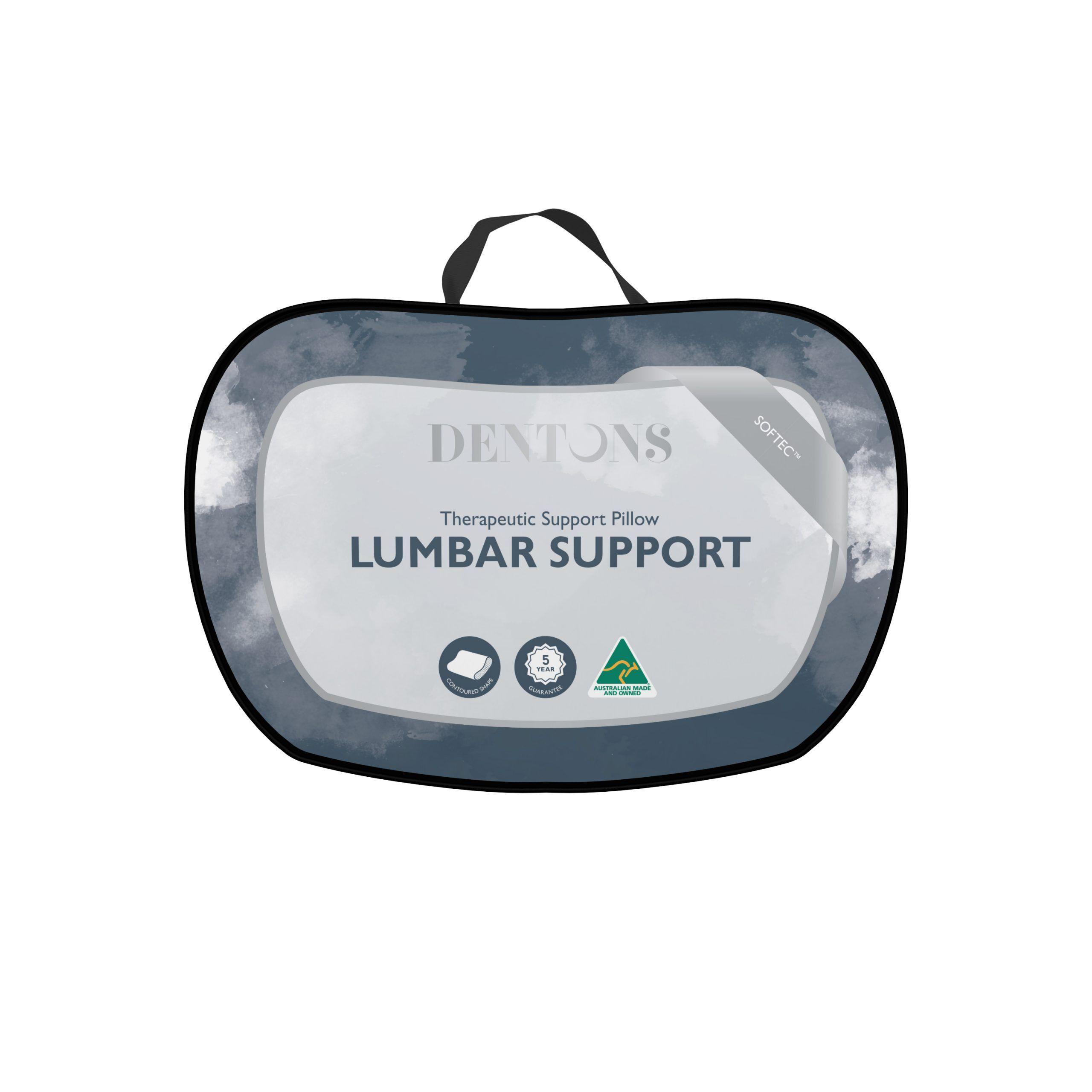 Dentons Lumbar Support Pillow