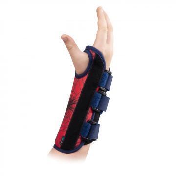 DonJoy Comfort Wrist Brace Marvel Spiderman