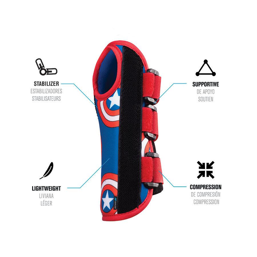 DonJoy Comfort Wrist Brace Featuring Marvel