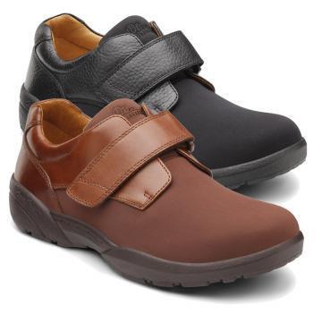 Dr Comfort Brian Lycra Men's Shoes