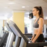 Those first runs on the treadmill, look after your ankles and knees