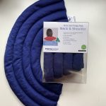 neck and shoulder reg blue
