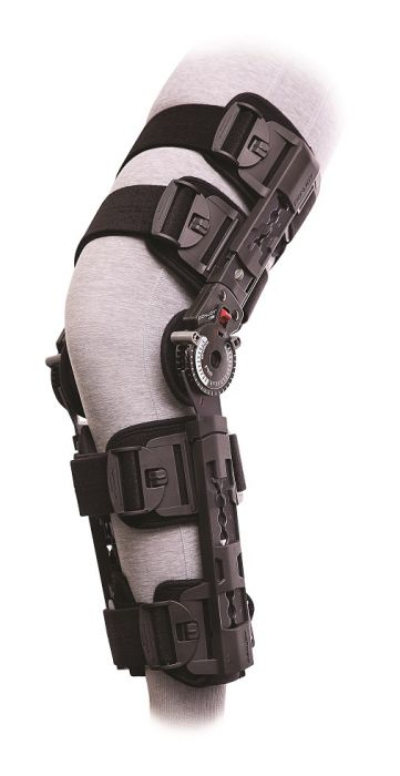 Fast, Simple application and adjustment through innovative strap, tab and buckle designs